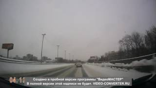 ДТП Екатеринбург Объездная дорога 04.12.2016