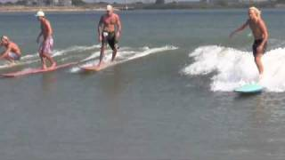 Texas Tanker Surfing