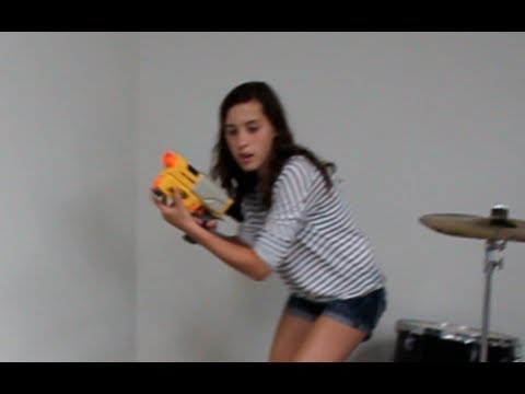 The Nerf Gun Swag Song