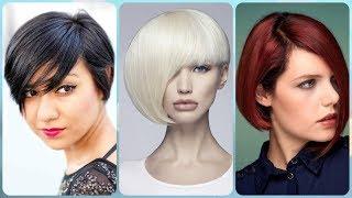 💞 Top 20 modne fryzury asymetryczne damskie 💞
