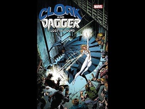 Download Reader's History of CLOAK & DAGGER   Part 5: Mayhem and Volume 2