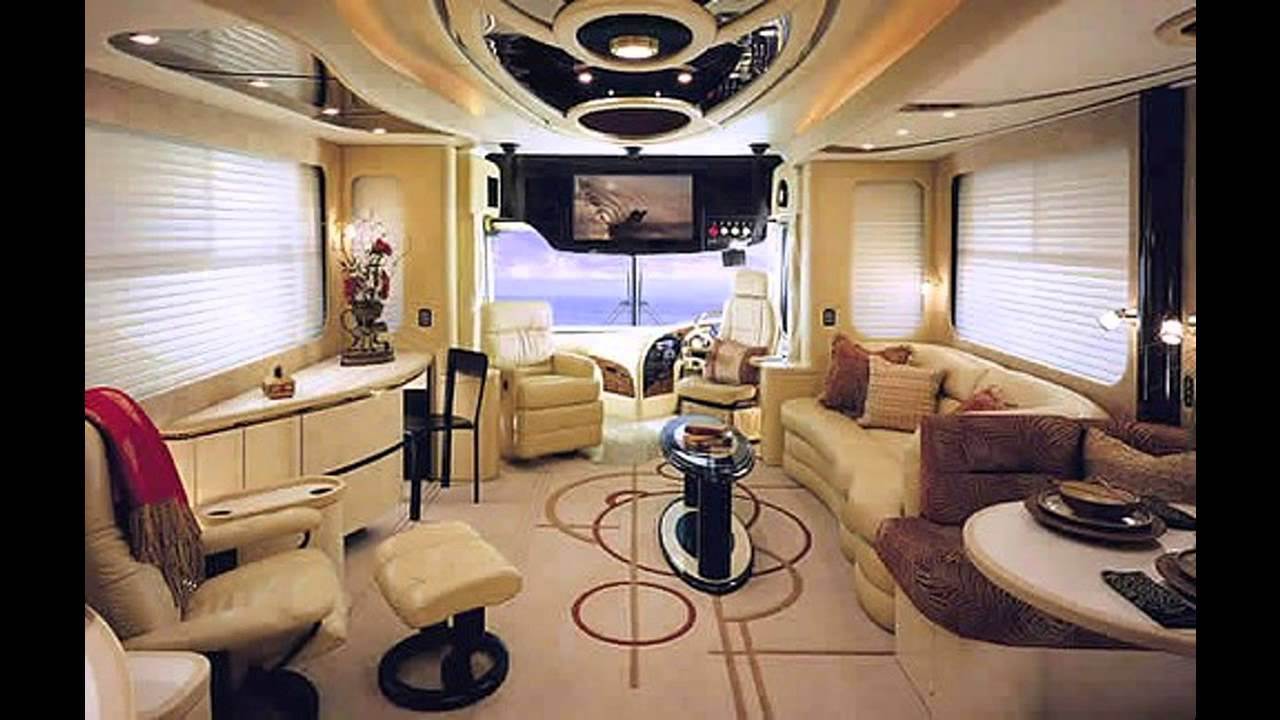 trailer home design.  mobile home interior design YouTube