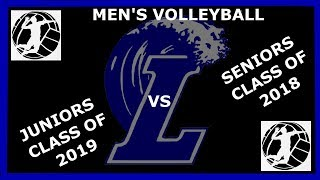 Men's Volleyball: Juniors vs Seniors thumbnail