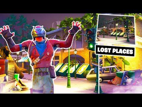 Ich suche meine Freunde... l Fortnite Lost Places!