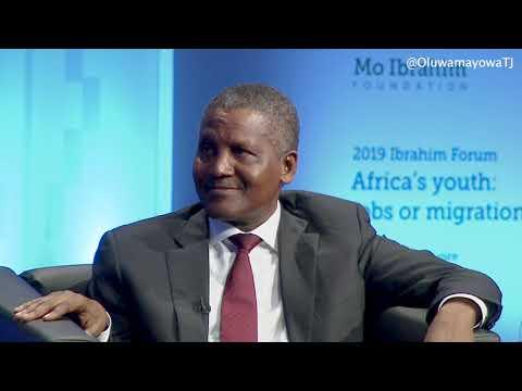 Dangote: Despite My African Union Passport, I Still Need A Visa To Enter Angola