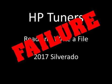 hp tuners invalid application key