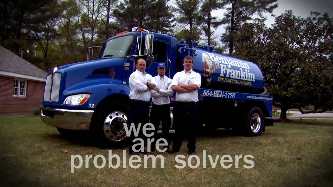 Ben Franklin Plumbing Experts Greenville Sc