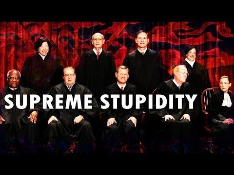 SUPREME STUPIDITY Kills The First Amendment - RIP Separation of Church & State (1787-2014)