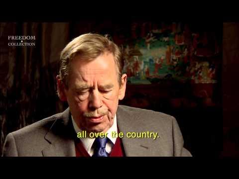 Vaclav Havel: The Velvet Revolution