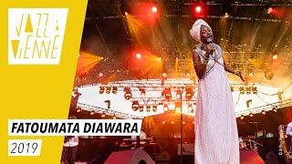 Fatoumata Diawara - Jazz à Vienne 2019 - Live