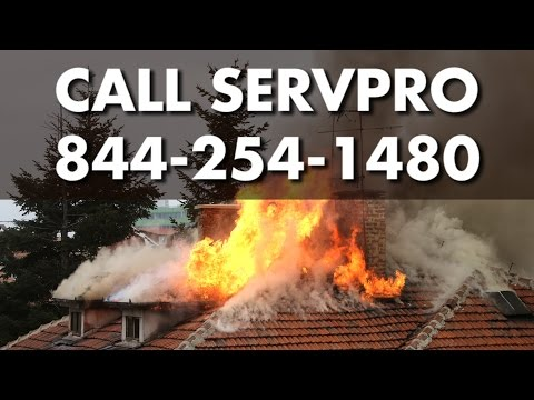 Smoke Fire Damage Cleanup Manchester CT SERVPRO Water Damage Clean Up East Hartford CT