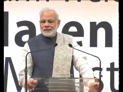 PM Shri Narendra Modi interacts with Indian Community in Japan : 12.11.2016