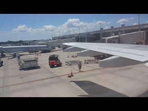 Azores Airlines SATA A310 Takeoff from Providence to Ponta Delgada