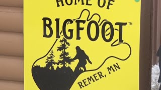 Community Spotlight: Remer, MN Becomes Home of Bigfoot