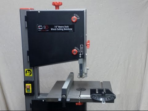 Setting up a Bandsaw Blade-taming the blade drift myth