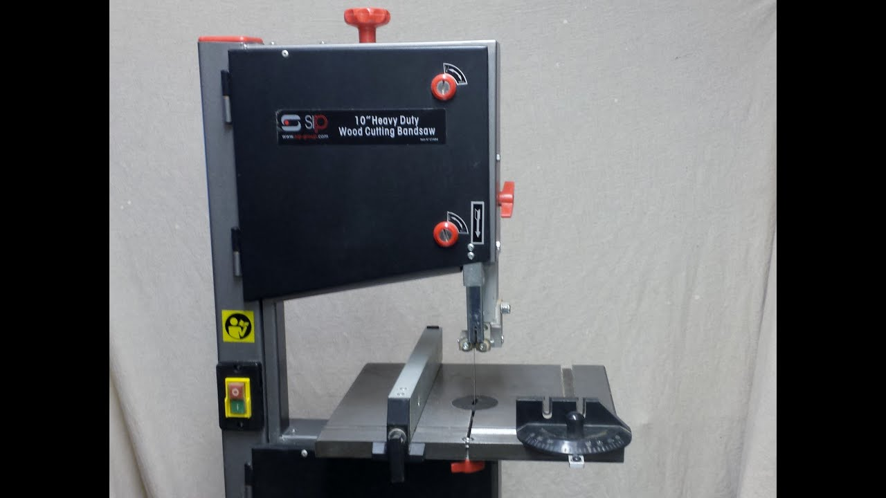 Setting up a bandsaw blade taming the blade drift myth youtube setting up a bandsaw blade taming the blade drift myth greentooth Images
