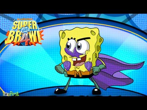 spongebob superhelden
