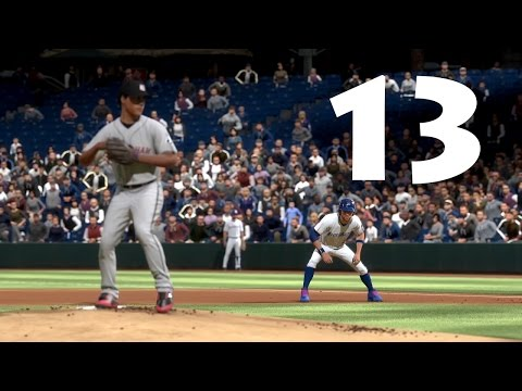 I Like Stealing Bases | MLB The Show 17 | Road to the Show #13