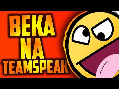 Papaj gada z mamą! - Beka na TeamSpeak #14