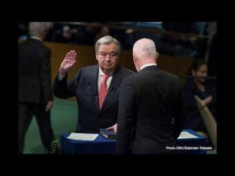 UN Secretary General calls for renewal of MONUSCO's mandate