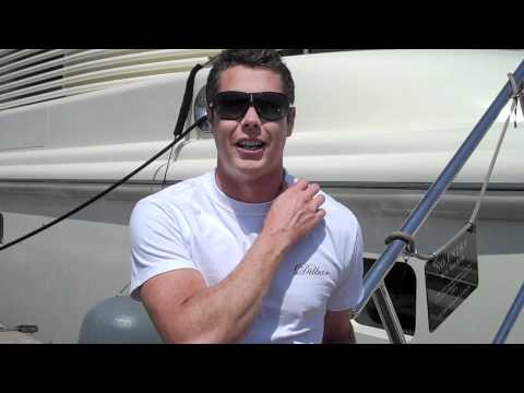 Yachting Pages Testimonial From Third Officer During Antibes Yacht Show 2011