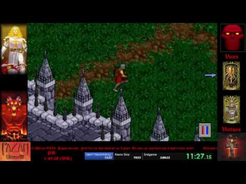 Pagan: Ultima 8 Speedrun in 1:45:58!!!!