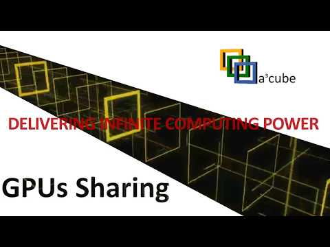 GPUs SHARING- DELIVERING INFINITE COMPUTING POWER