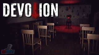 Страшные Игры - Devotion - Первый Взгляд Инди