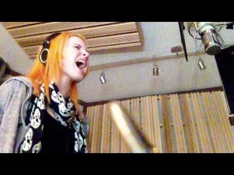 Paramore: Still Into You Studio Vocals