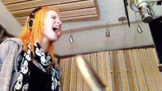 Paramore Still Into You Studio Vocals