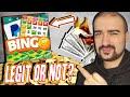 Bingo Win: Rewards & Cash Out App: LEGIT or NOT? - 2021 Review Is Paypal Amazon Payment Proof SCAM?