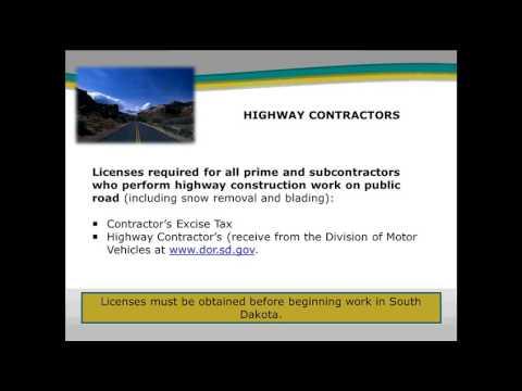 Contractors' Excise Tax Webinar
