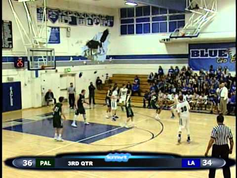 Palo Alto Vikings vs Los Altos Eagles - Boys Basketball, January 16, 2015