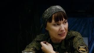 """Художественный фильм """"Ополченочка"""". Официальный трейлер 2019."""