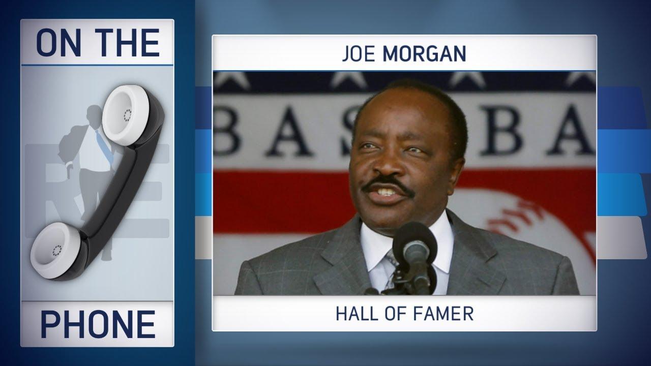 Joe Morgan Speaking Fee & Booking Agent Contact