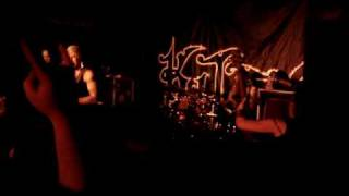 Kittie - Cut Throat (Montreal March 4, 2010) (Song 3 of 16)