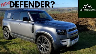 Should You Buy a NEW DEFENDER? (Test Drive & Review Land Rover Defender 110 SE)