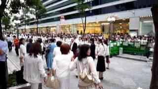 東京宝塚劇場 宙組 千秋楽 出待ち