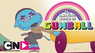 L'expert de skate 2 | Le monde incroyable de Gumball | Cartoon Network