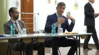 Dan Barna la dezbaterea USR privind familia tradiţională