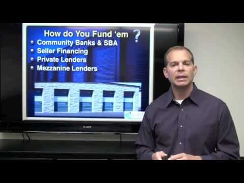 Scott Meyers Self Storage Investing - How to Start a Self Storage Business #1