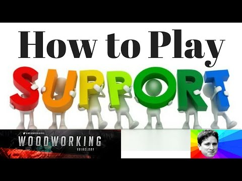 How To Support || Vainglory