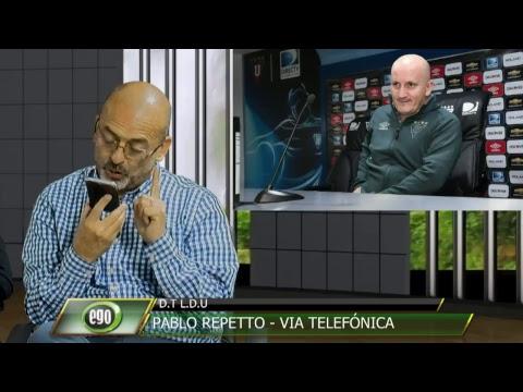 HOY HABLAN PABLO REPETTO/ ALEXANDER DOMÍNGUEZ Y FACUNDO MARTÍNEZ │ EGO DEPORTES