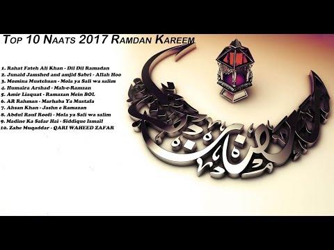 2017 Top 10 Naats