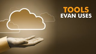 Tools for Entrepreneurs - What email, web marketing, and crm tools Evan uses