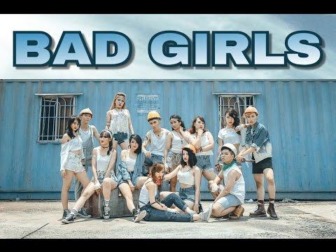 Bad Girls - Choreography Minh Camine | M.I.A ( Remix Nonsens)