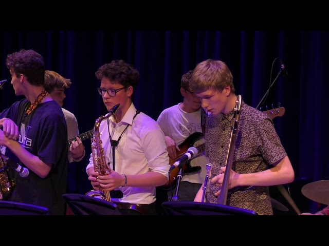 NYJC Summer School 2018 Concert: Chris Montague and Rowland Sutherland's Group