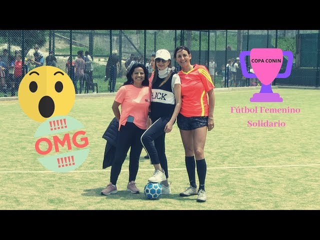 Copa CONIN Futbol Femenino Solidario 2019