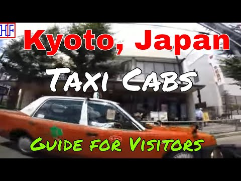 Kyoto   Taxi Cabs   Tourist Information   Episode# 2