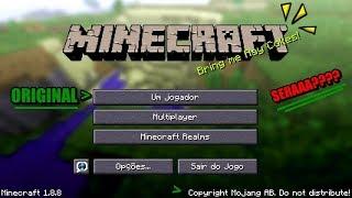 Como Ganha Minecraft Original Grátis!??
